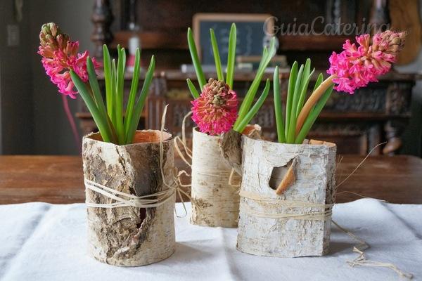 Ideas para decorar tu mesa durante el mes de marzo - Giacinti in casa ...