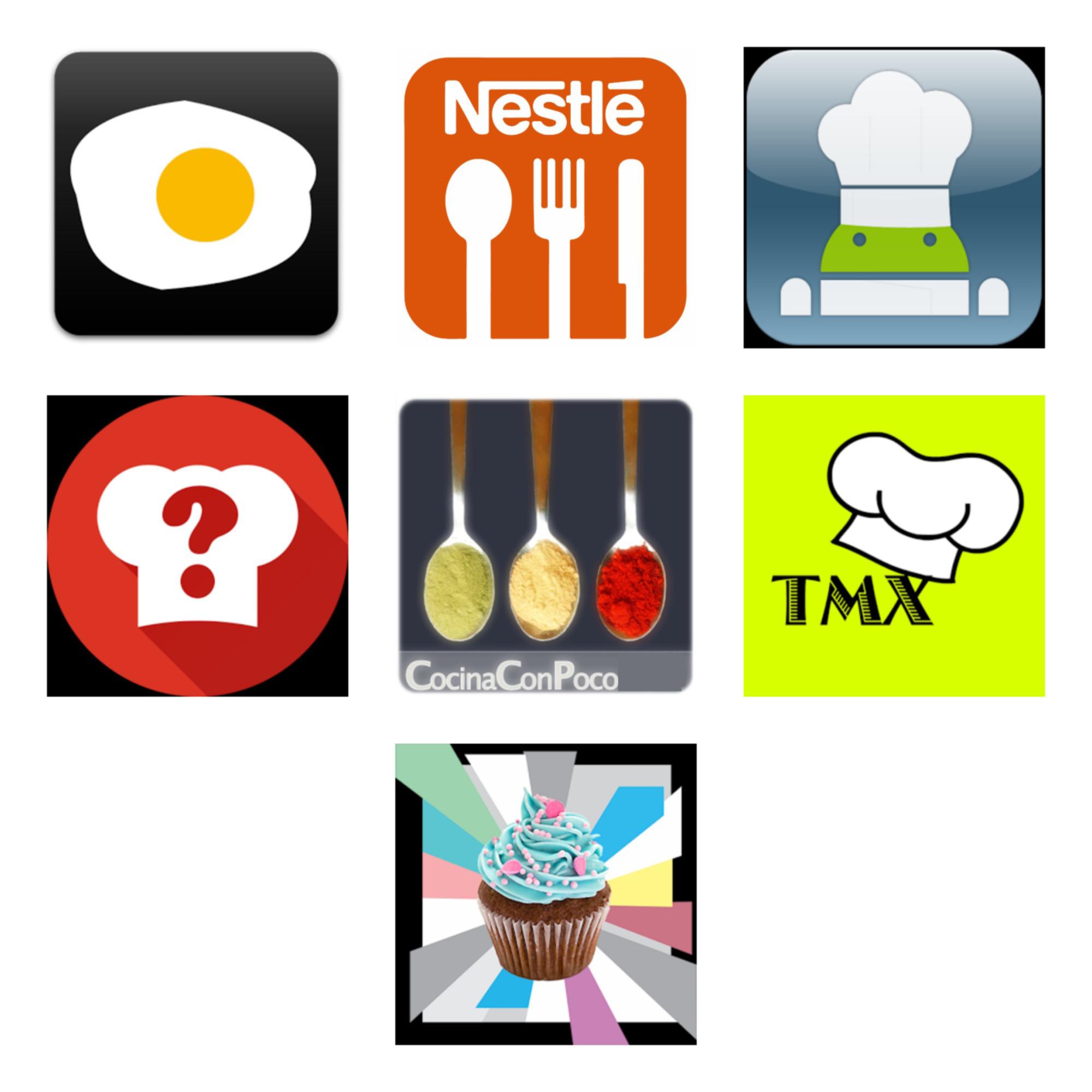 Las mejores apps de cocina para tu smartphone for App para disenar cocinas