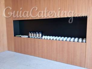 5 % de descuento en coffe-break y lunch para empresas