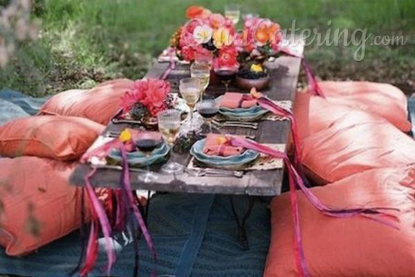 Todo lo que necesitas para un banquete picnic - Platos para picnic ...