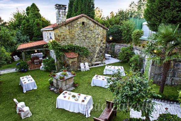 10 tips para una recepci n al aire libre sin sorpresas for Jardin jardin al aire libre
