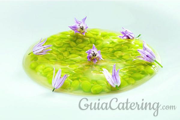 Guisantes lágrima españoles: el caviar vegetal de la gastronomía