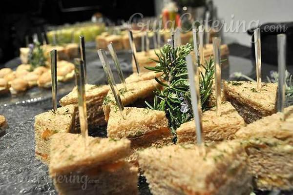 Los aperitivos marcarán tendencia en los catering de 2015