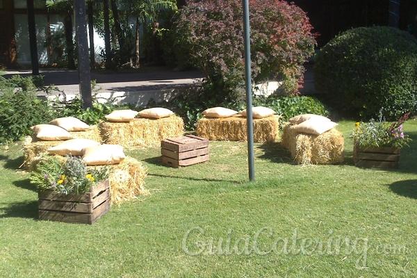 Bodas en el campo o bodas rurales