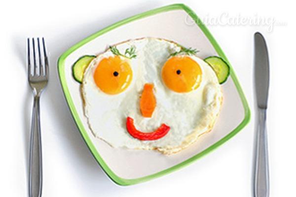 El servicio de catering en los comedores escolares