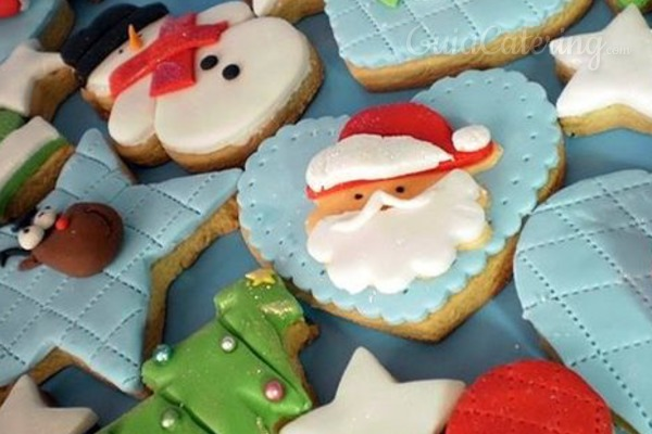 Decora tu mesa de Navidad, digna de un gran banquete