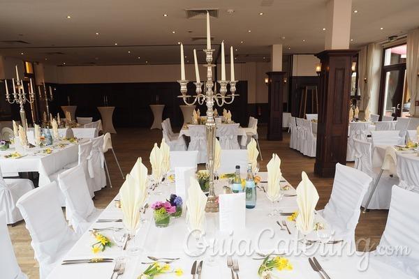 ¿Qué mesas elegir para tu banquete de boda?