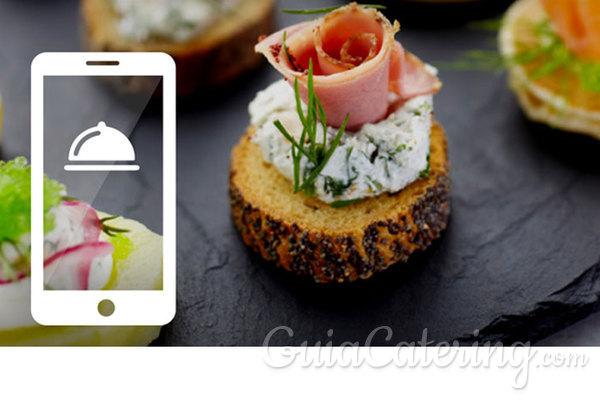 ¡Descarga ya la app gratuita de GuiaCatering.com!