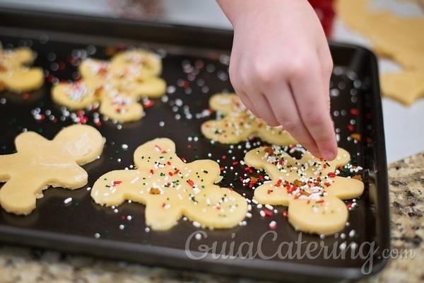 ¡Hagamos galletas de Navidad!