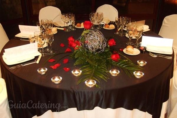 Protocolo en las cenas de gala