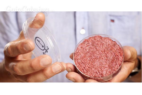 La hamburguesa de células madre más cara del mundo cuesta 250.000 euros
