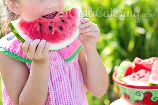Sabor y color en verano con las frutas de temporada