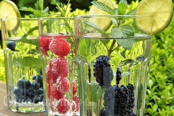 ¿Qué beber cuando hace calor?