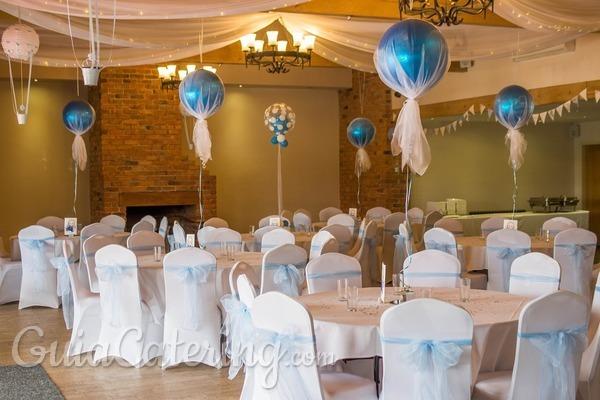 ¿Qué mobiliario alquilar para una boda, comunión y bautizo?