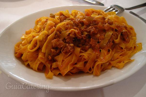 ¿Por qué un italiano no comería en un restaurante italiano fuera de Italia?