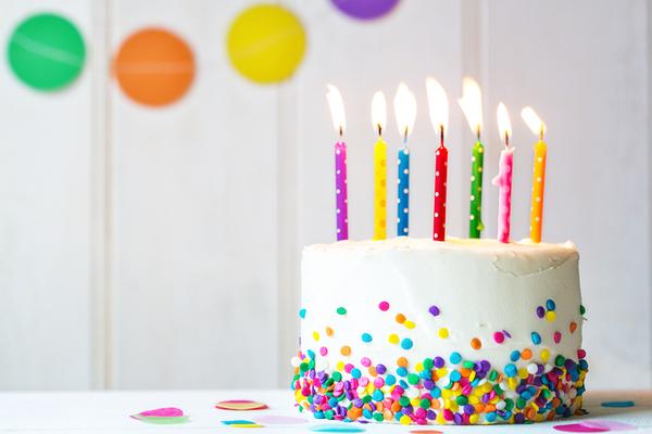 Ideas para celebrar el cumpleaños
