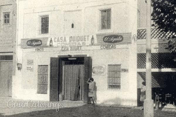 Casa Quiquet, 125 años en la cocina