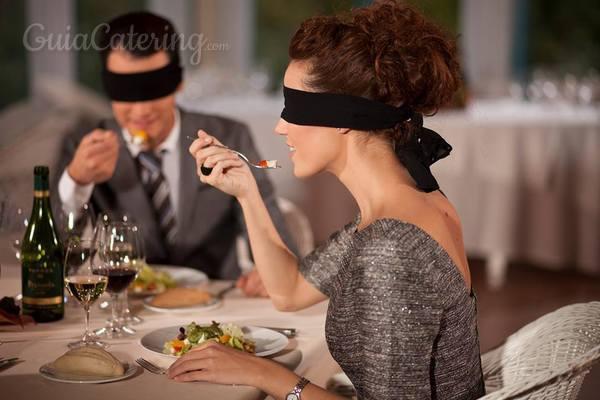 Cenas sensoriales, un San Valentín para perder el sentido