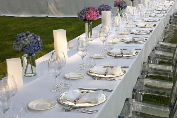 C mo organizar las mesas para una boda - Organizar una boda ...
