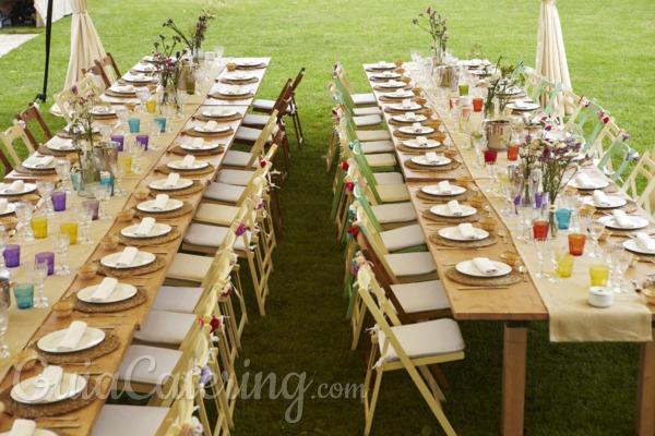 Celebras una boda rural todas las claves para acertar for Decoracion tipo vintage