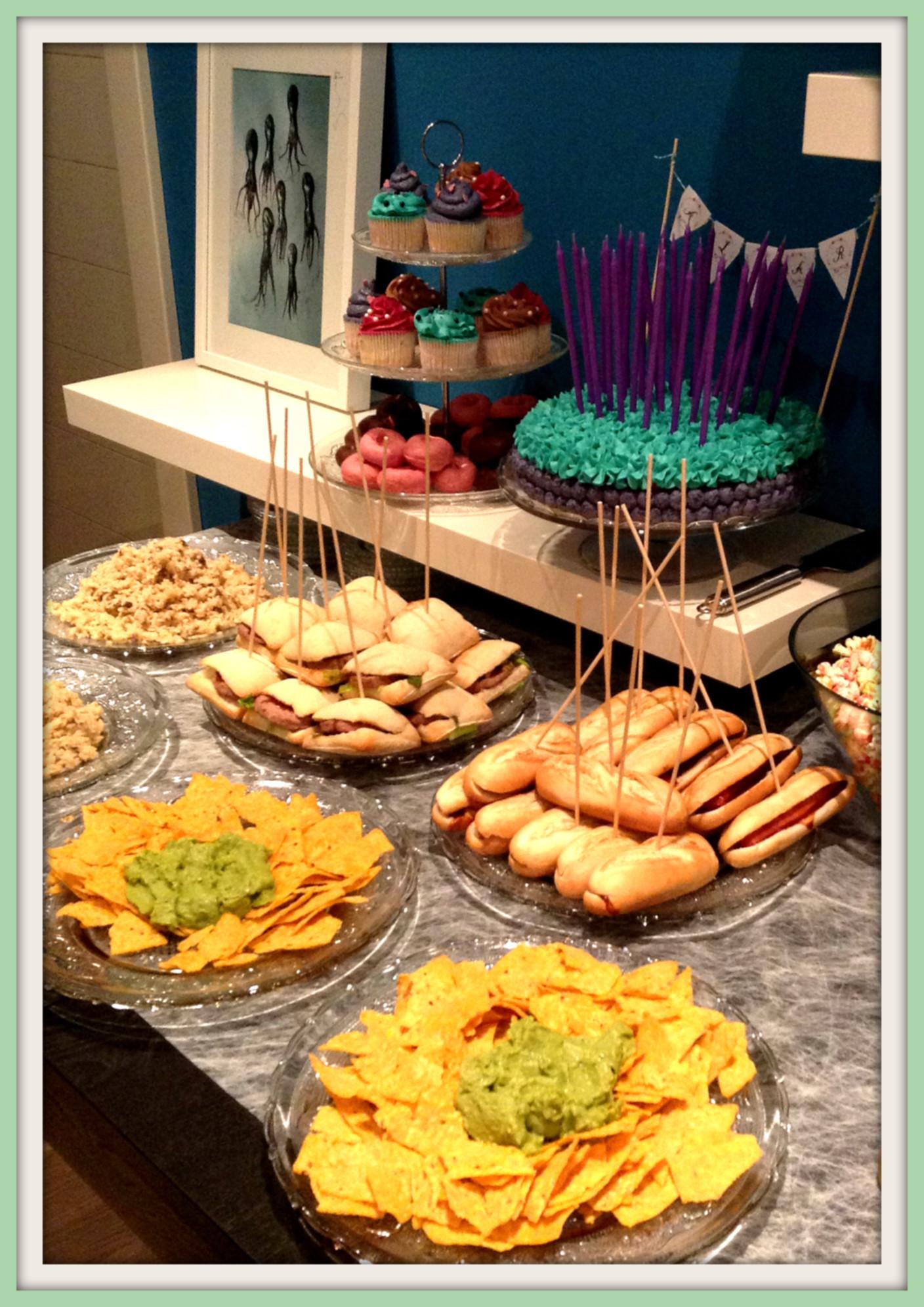 Ideas infalibles para organizar una fiesta infantil - Comida cumpleanos infantiles ...