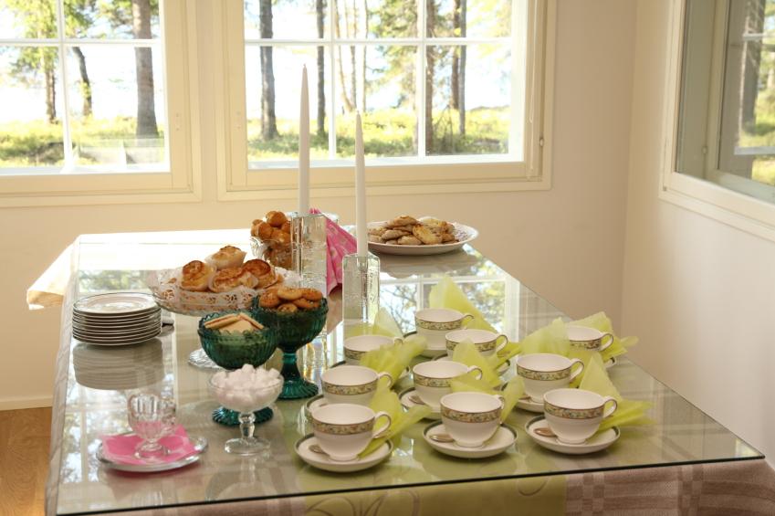 Qu platos servir en la inauguraci n de tu casa - La casa de la mampara ...