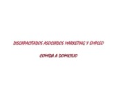 Discapacitados Asociados Marketing y Empleo