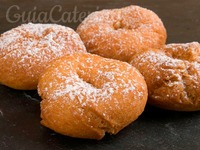 Rosquillas anís