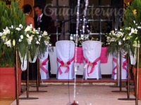 Decorado boda civil