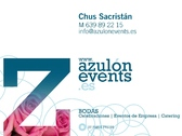 Azulonevents - Catering By Pablo Pastor