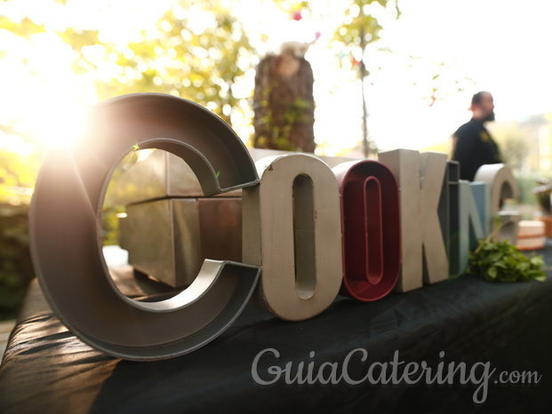 showcooking en tu evento
