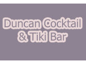 Duncan Cocktail & Tiki Bar