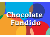 Logo Chocolate Fundido Fuentes De Chocolate