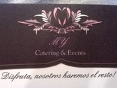 Logo My Catering & Events