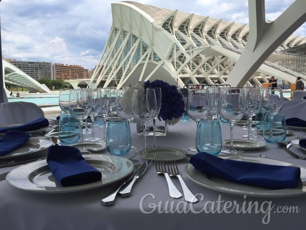 Catering Umbracle - Valencia