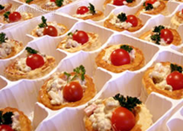 Catering - unidades